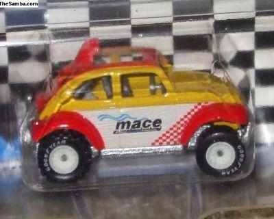 Hot Wheels M.A.C.E. Baja Bug - red