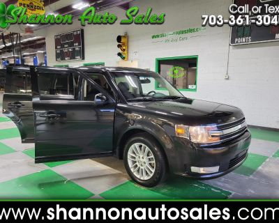 Used 2014 Ford Flex 4dr SEL FWD