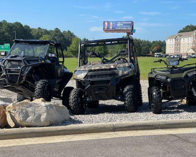 2022 Polaris Sportsman 850 Ultimate Trail ATV Utility Bessemer, AL