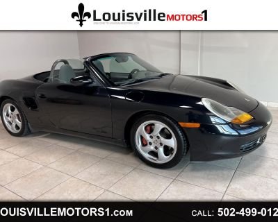Used 2002 Porsche Boxster 2dr Roadster S Tiptronic