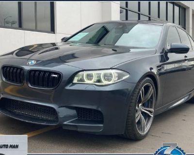 2014 BMW M5 Standard
