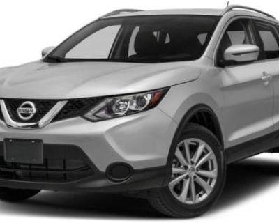 2018 Nissan Rogue Sport SV