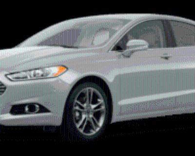 2015 Ford Fusion Titanium FWD