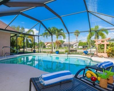Gulf Retreat - With Pool Table & 2 King Size Beds - Pet Friendly - - Cape Coral