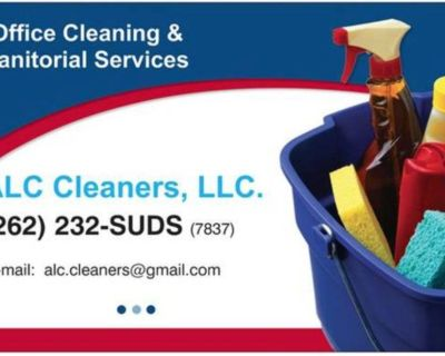 Commercial Office Cleaning and Janitorial Services