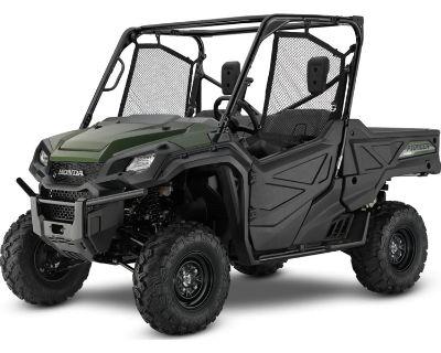 2021 Honda Pioneer 1000 Utility SxS Asheville, NC