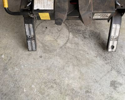 Valley Power Pull 5th Wheel Hitch & Rails