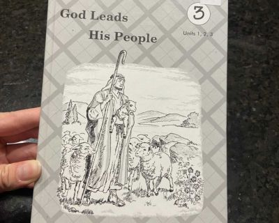 Elementary bible lessons