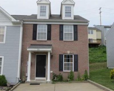 116 Hawks Run Rd, Morgantown, WV 26508 3 Bedroom Apartment