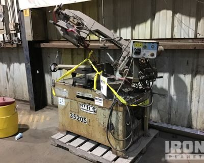 Baileigh Industrial BS-350M Electric Horizontal Band Saw