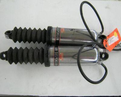 Honda 84 85 86 87 Gl 1200 Gl1200 Goldwing Interstate Rear Air Shocks Oem