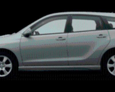 2006 Toyota Matrix XR FWD Automatic