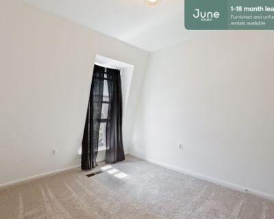 #415 Full room in Logan Circle 5-bed / 2.0-bath apartment