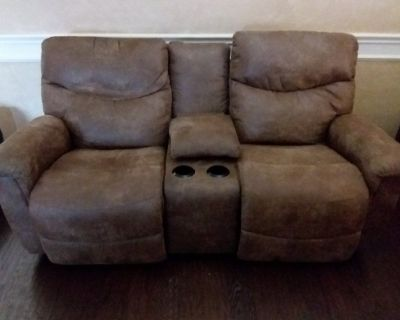 Lazy boy Love seat recliners