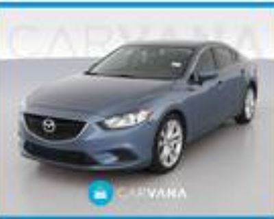 2015 Mazda MAZDA 6 Blue, 75K miles