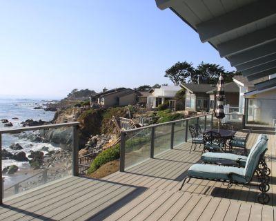 Ocean-Front Home in Seaclift Estates- #PH34 - Cambria