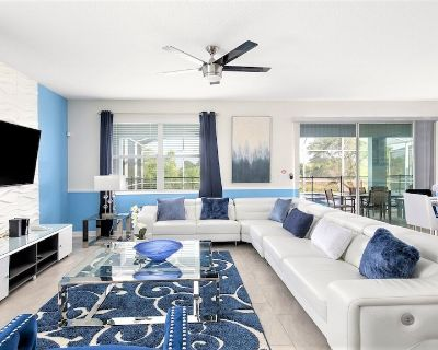 Disney Luxury Home w/ private pool/theater in ChampionsGate Golf Resort - Champions Gate