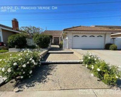 4592 El Rancho Verde Dr, Cerritos, CA 90623 3 Bedroom House