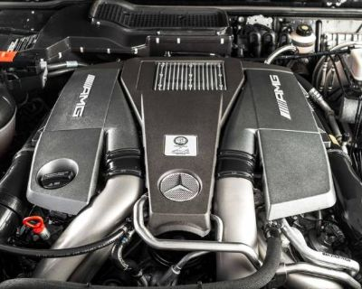 2018 Mercedes-Benz G-Class G 63 AMG