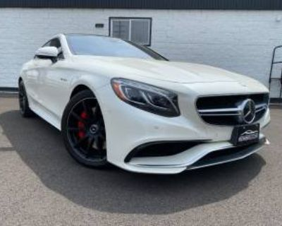 2016 Mercedes-Benz S-Class S 63 AMG 4MATIC Coupe