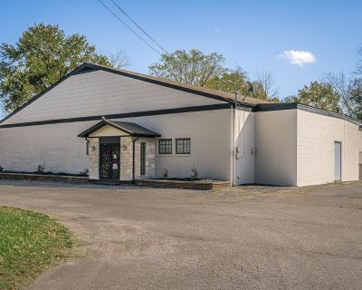Industrial/Church/Community Center for Lease or Sale