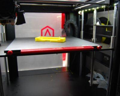 3D design, 3D printing, CNC programming