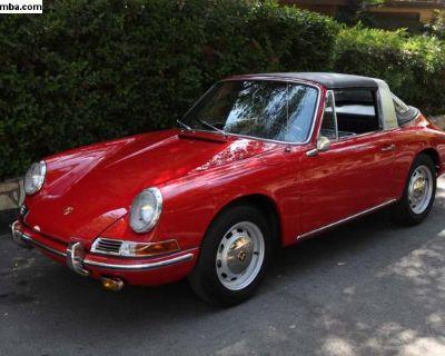 [WTB] WANTED: Porsche 912's 911T, 911E, 911'S , call us