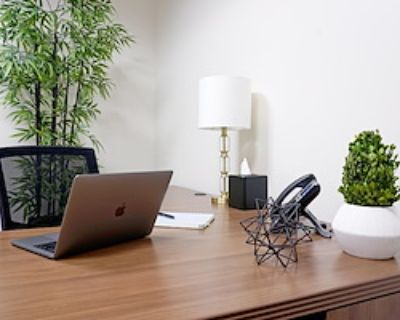 Private Office for 1 at Executive Workspace @ Spectrum