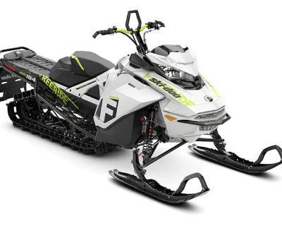 2018 Ski-Doo Freeride 154 850 E-TEC ES PowderMax 3.0 H_ALT Snowmobile Mountain Norfolk, VA