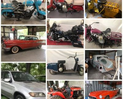 On the Road Again Online Estate Auction - Classic Cars, Scooters and More@