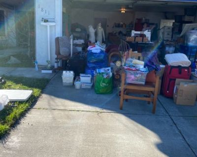 Yard Sale * Saturday, February 27th * Starts 8 am * 1811 Songbird Place, Lodi, Ca
