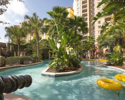 2 Bedroom Resort Condo in Disney w/ Pools, Water Slides & Lazy Rivers - Lake Buena Vista