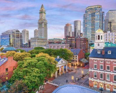 History & Culture Adventure!, Modern Unit, Restaurant - Downtown Boston