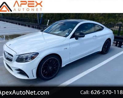 2019 Mercedes-Benz C-Class AMG C 43 4MATIC Coupe