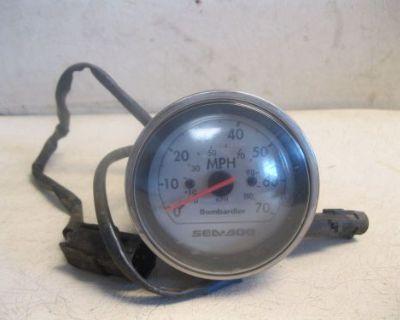 26e16 Seadoo Gtx Rfi 1998 Speedometer 278001245