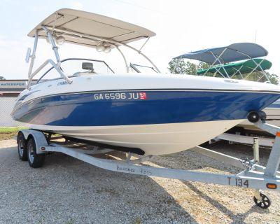2005 Yamaha Boats 230 SX