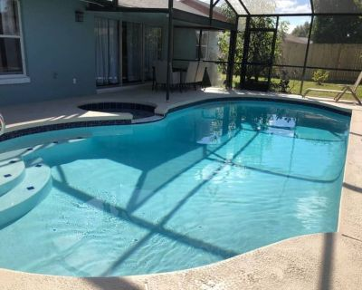 (P) NEW! Luxury, Pool house - Orlando