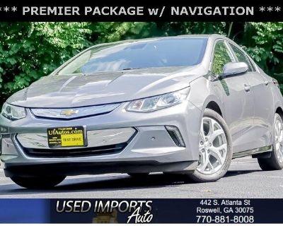 2018 Chevrolet Volt 5dr HB Premier