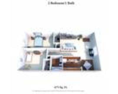 Sharondale Woods Apartments - 2 Bedroom 1 Bath