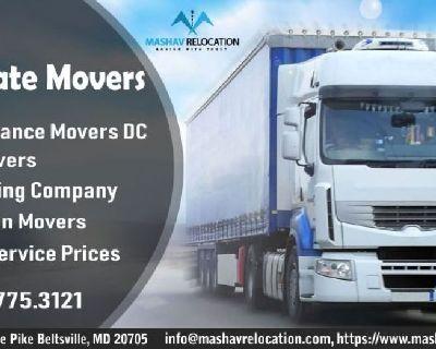 Trusted moving company Washington DC