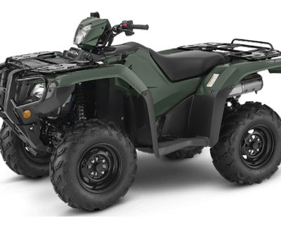 2021 Honda FourTrax Foreman Rubicon 4x4 Automatic DCT EPS ATV Utility Chico, CA