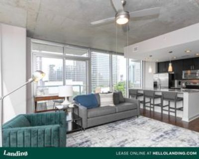 77 12th St. NE.379700 #611, Atlanta, GA 30309 1 Bedroom Apartment