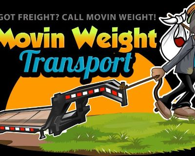 Movin Weight Transport