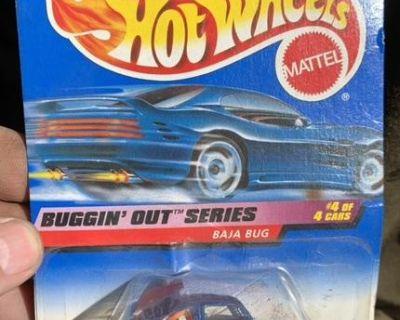 1999 Hot Wheels Buggin Out Baja Bug