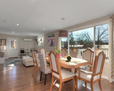 Bright 4 bedroom suite, HOT TUB & VALUE! - Rutland