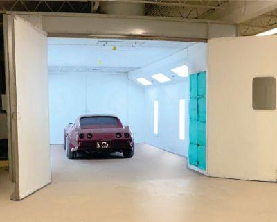 Industrial Auto Body Repair and Paint Shop near Fort Lauderdale, Florida, Oakland park, FL