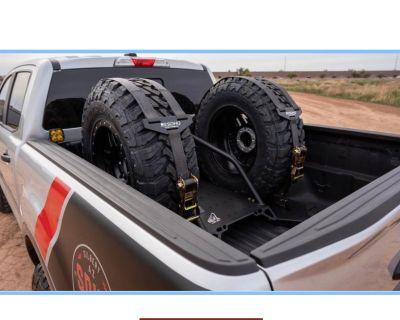 California - SDHQ Ranger Bed Chase Rack