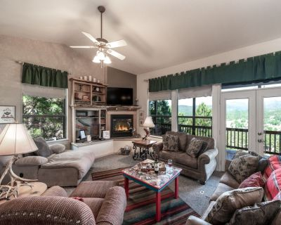 Whether you re enjoying one of the two decks or lounging inside, the stunning Si - Ruidoso