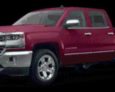 2017 Chevrolet Silverado 1500 High Country Crew Cab Short Box 4WD