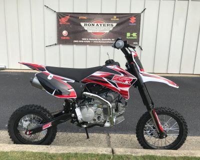 2021 SSR Motorsports SR170TR Motorcycle Off Road Greenville, NC